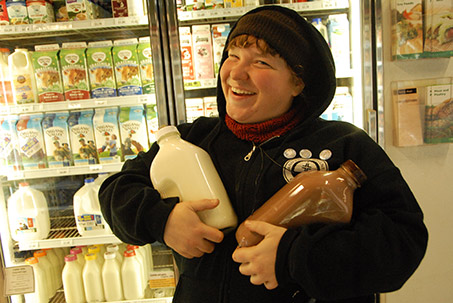 Jessie & Milk
