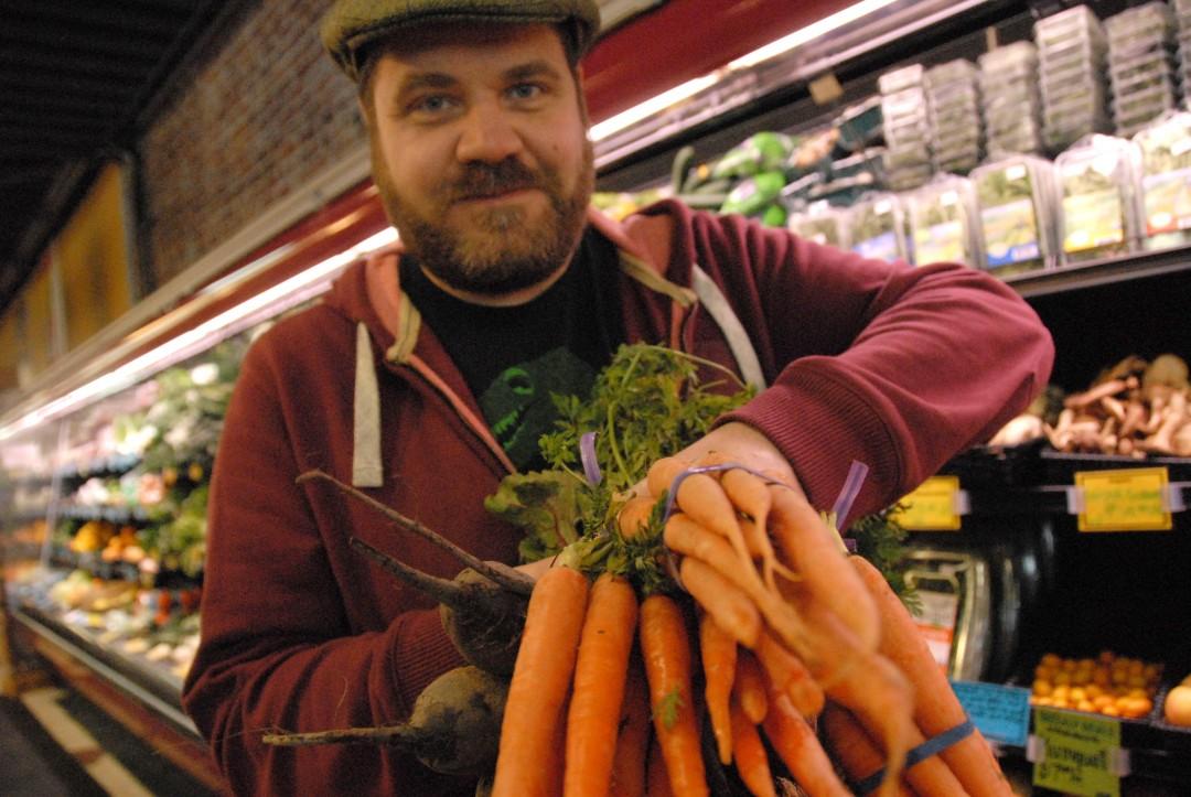 Matt B Carrots