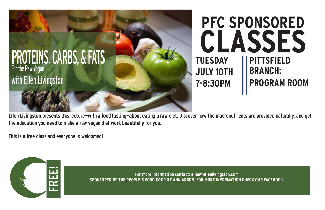 Proteins, Crabs, & Fats