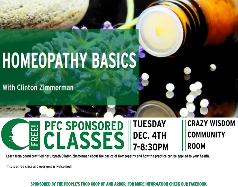Homeopathy Basics