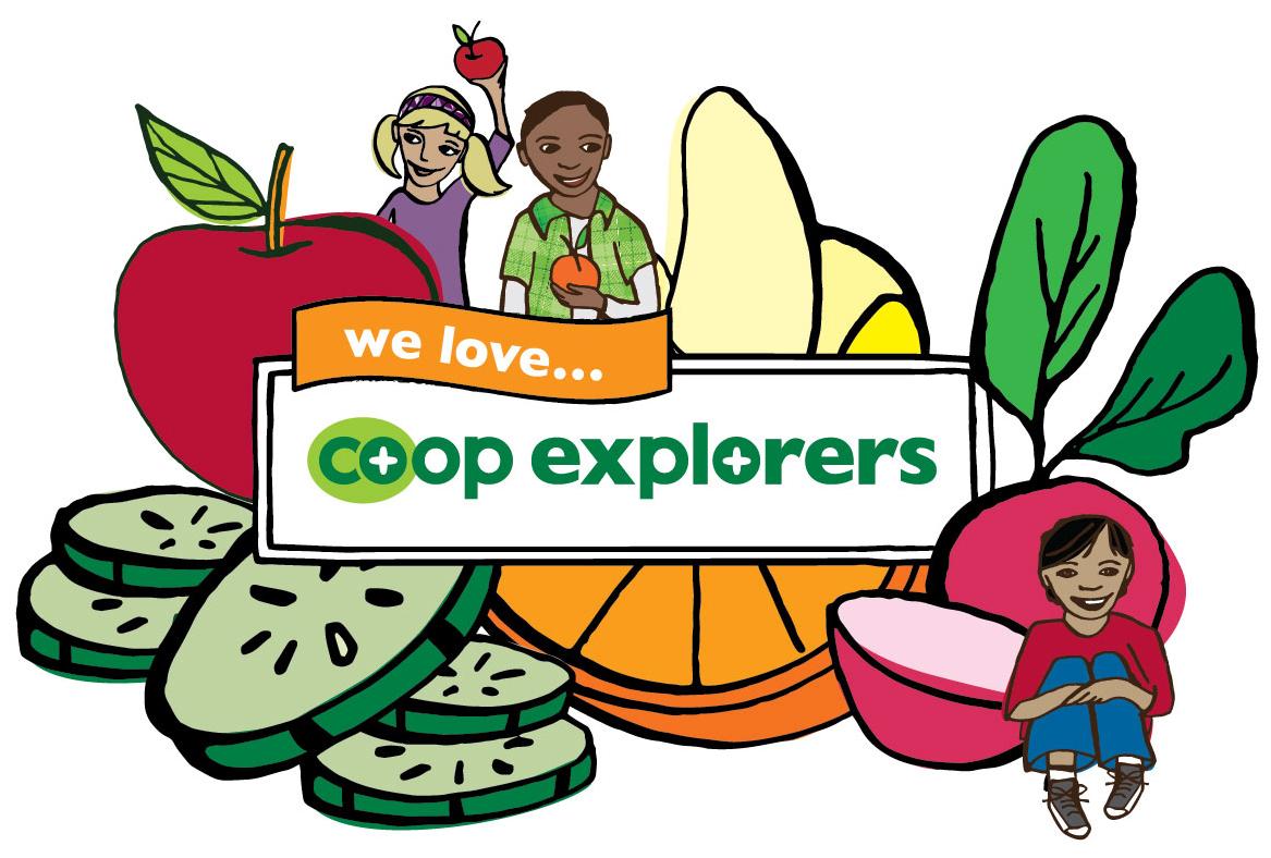 Co-op Explorers