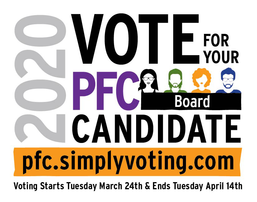 2020 Board Election