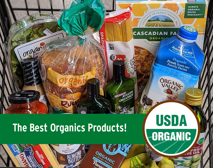 Best Organic Products