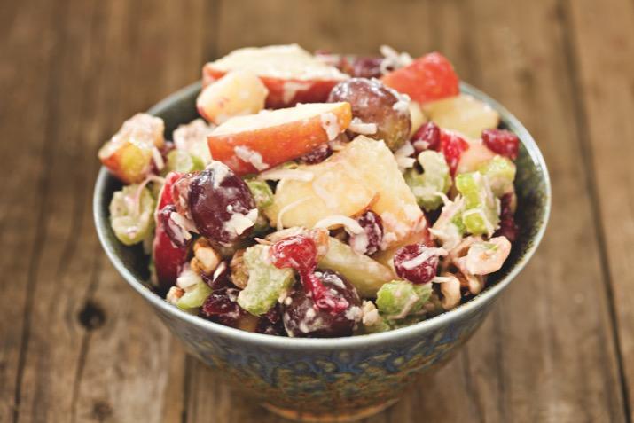 Brown Bag Apple Salad